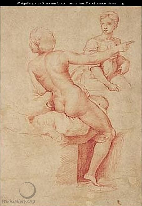 Untitled - (after) Raphael (Raffaello Sanzio of Urbino)