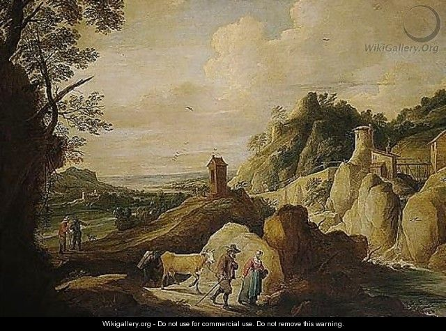 Antwerp 1610-1690 Brussels - David The Younger Teniers