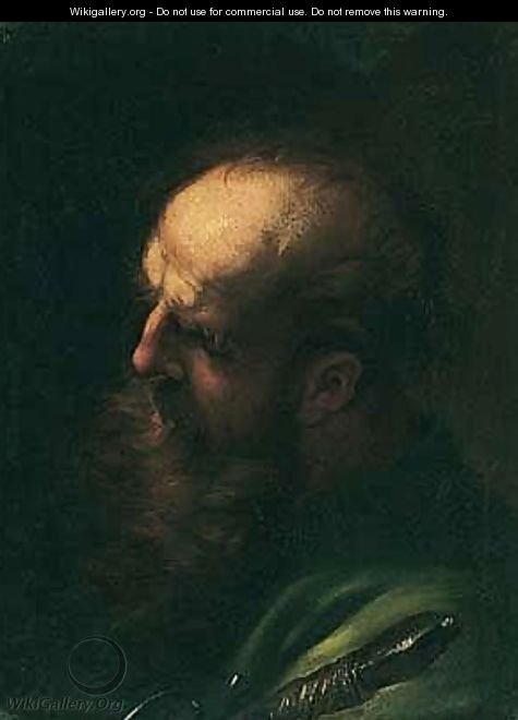 Saint Paul - (after) Andrea Sacchi