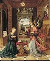 The Annunciation - (after) Pier Francesco Sacchi
