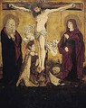 The Crucifixion - Upper Rhenish Or Alsatian