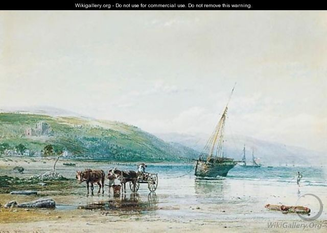 The Mumbles, Swansea Bay - Samuel Phillips Jackson