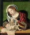 The virgin and child 6 - (after) Jan (Mabuse) Gossaert