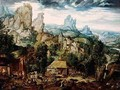 Landscape with Forge 3 - Herri met de Bles