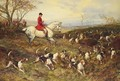 Master Of The Hounds - Heywood Hardy