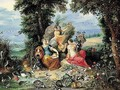 Jan Brueghel The Younger - Frans the younger Francken