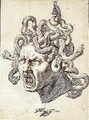 The Head Of Medusa - Godfried Maes