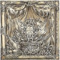Design For A Monument, With The Royal Arms Of Portugal - Jan Van Der Heyden