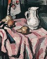 Still Life With A Jug And Fruit - Samuel John Peploe