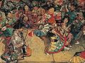 Japanese Dancing Girls - Edward Atkinson Hornel