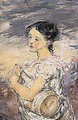 The Artist's Daughter - Jean Mc Taggart - William McTaggart