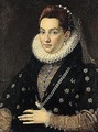Portrait Of A Lady, Possibly Lucrezia Colonna - Scipione Pulzone
