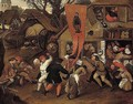 Untitled - (after) Pieter The Elder Bruegel