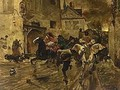 The Charge - Richard Caton Woodville