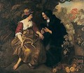 Vertumnus and pomona 2 - Dutch School