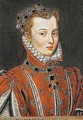 Portrait of the Duchess of Medina - (after) Anthonis Mor Van Dashorst