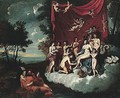 The toilet of Venus - (after) Giacinto Gimignani