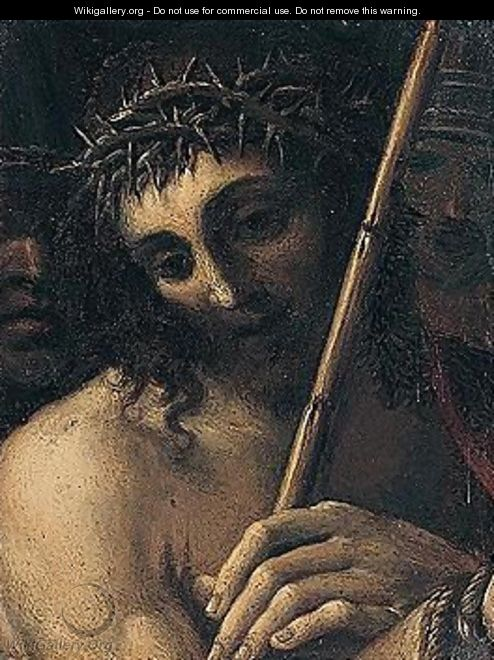 Christ - (after) Annibale Carracci