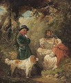 The lucky sportsman - (after) George Morland