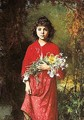 The Flower Girl 3 - Alexei Alexeivich Harlamoff