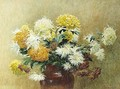 Chrysanthemums - Clara Knight