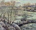 Early winter - Ernest Lawson