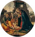 The Adoration Of The Christ Child - (after) Sandro Botticelli (Alessandro Filipepi)