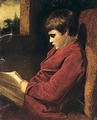 The Studious Boy - Sir Joshua Reynolds