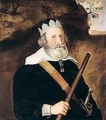 Portrait Of Sir William Monson (1569-1643) - (after) Johnson, Cornelius I