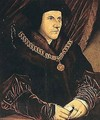 Portrait Of Sir Thomas More - (after) Holbein the Younger, Hans
