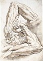 Pen And Brown Ink - Peter Paul Rubens