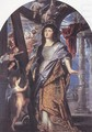 st. Helena with the true cross - Peter Paul Rubens
