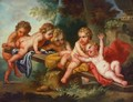Cherubs - Peter Paul Rubens