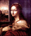 Young lady with a fur - Leonardo Da Vinci