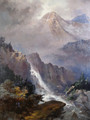 Mount of the Holy Cross - Thomas Moran