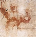 Study of God the Father (verso) - Raphael