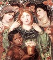 The Bride - Dante Gabriel Rossetti