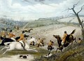 The Grand Leicestershire Fox Hunt 4 - (after) Samuel Henry Gordon Alken