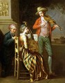 A Neapolitan Music Party - Sir Alexander Allan