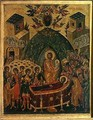Dormition of the Virgin - Andreas Rico