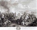 The Battle of Waterloo - (after) Atkinson, John Augustus