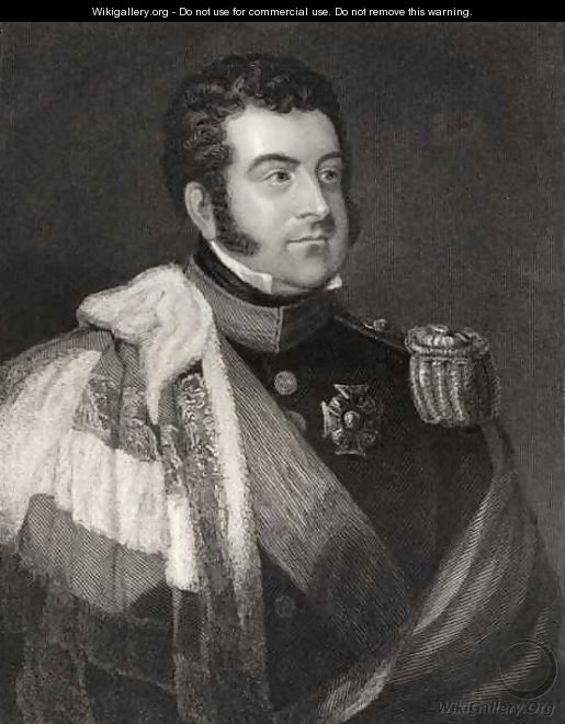 George Augustus Frederick Fitzclarence, 1st Earl of Munster - (after) Atkinson, James