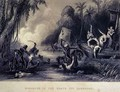 Massacre off Cawnpore, from 'The History of the Indian Mutiny' - Charles Ball