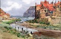 Staithes - Wilfred Williams Ball