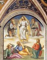 The Transfiguration of Christ - Pietro Vannucci Perugino