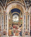 No. 8 Pope Pius II at the Congress of Mantua - Bernardino di Betto (Pinturicchio)