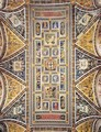 Ceiling decoration - Bernardino di Betto (Pinturicchio)