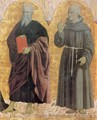 Polyptych of the Misericordia Sts Andrew and Bernardino - Piero della Francesca