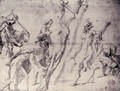 Flaying of Marsyas - Giulio Romano (Orbetto)