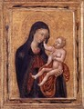 Virgin and Child - Giovanni di Paolo